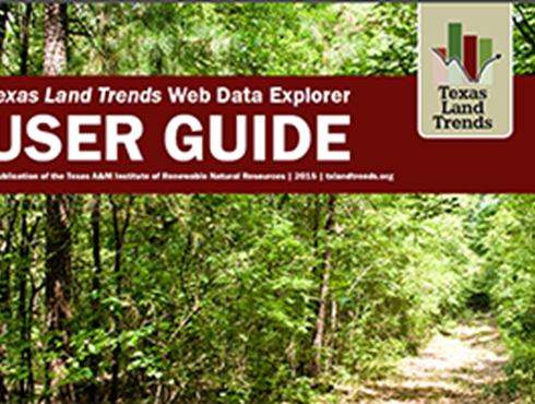 Land Trends Data Explorer User Guide