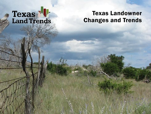 Texas landowner changes and trends